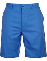 Slazenger Homme Tech Short Bermudas Caleçon Sport Casual Zip Bouton Poches