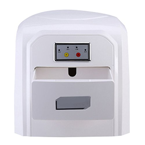 Ice Maker Schubladen (LIQICAI Eiswürfelmaschine Produzieren 15Kg Pro Tag Abnehmbare Schublade Kompakt Küchenmaschine)
