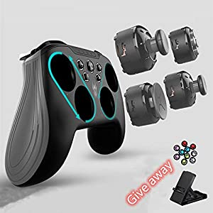 Switch Sie Wireless Controller, Modular Elite Sechs-Achsen Somatosensory Vibration Wireless Game-Controller, für Switch…