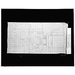 Photo: Riverview High School, Sarasota, FL, Site Plan, architecture, PAUL Rudolph, 1957