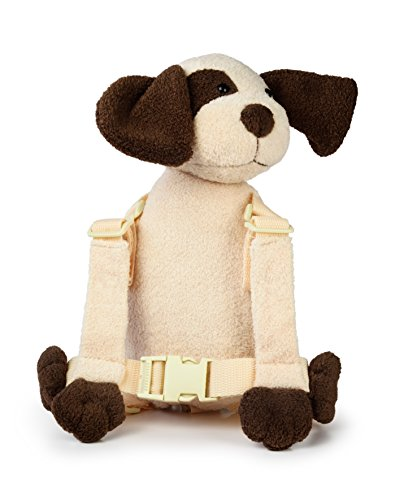 Goldbug Ivory Dog Harness Buddy