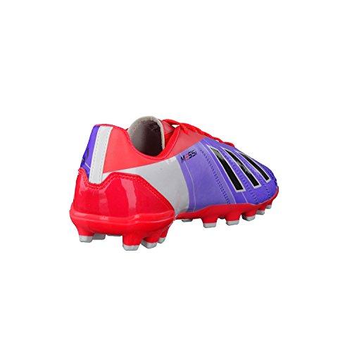 Adidas Scarpe da calcio F10 Trx Ag J TURBO/BLK