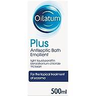 Oilatum Plus Eczema Antiseptic Emollient Bath Additive, 500 ml