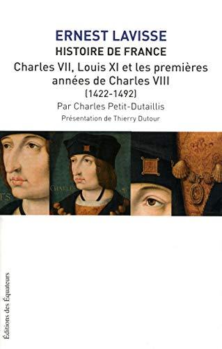 HISTOIRE DE FRANCE LAVISSE T08 CHARLES VII, LOUIS 08 (08)