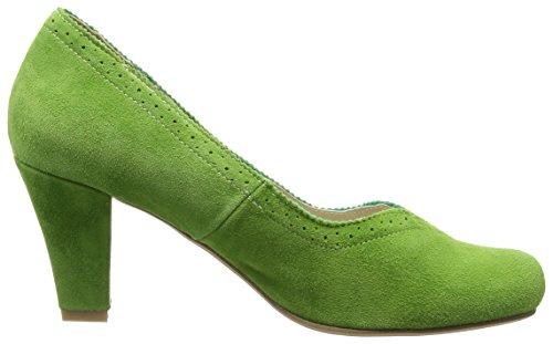 Hirschkogel by Andrea Conti 3001540, Escarpins femme vert (grasgrün 199)