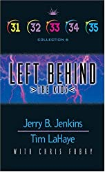 Left Behind: The Kids Books 31-35 Boxed Set by Jerry B. Jenkins (2004-05-10)