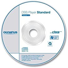 Olympus - Software de transcripción Basic DSS Pro Transcription para reproducción (DSS, DSS Pro, WMA, MP3)