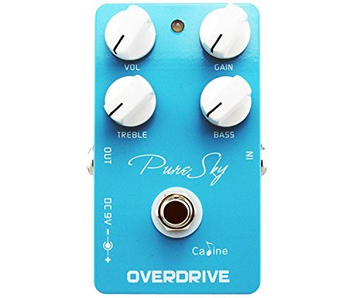 Caline Pedal CP-12 Pure Sky Overdrive Effect-Guitar Effects Pedal