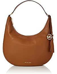 MICHAEL by Michael Kors Lydia Borsa a Tracolla Acorn in Pelle Acorn Donna 2a65c25ecd0