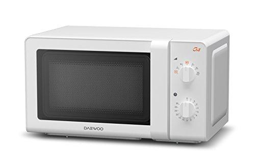 Daewoo kog-6F27–Four micro-ondes, 20litres, avec grill, Couleur Blanc