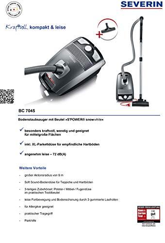 Severin BC 7045 Beutel-Staubsauger kaufen  Bild 1*