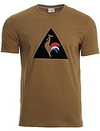 Le Coq Sportif Ess SP Tee SS N°3 M Camel, T-Shirt