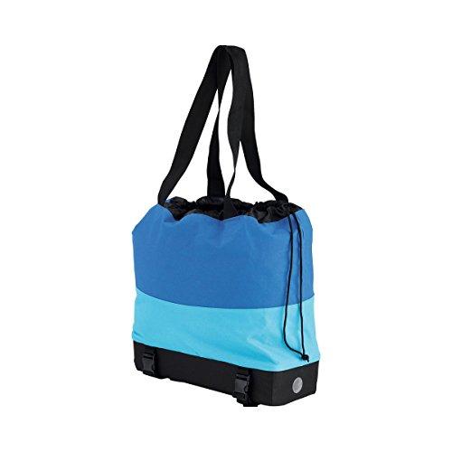 EASYmaxx Fahrradtasche in Blau -