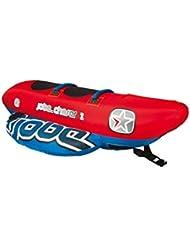 Jobe Chaser 2P - Flotador de arrastre, color rojo, azul