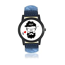 A & A CORP Fashion New Men Analog Watch - For Men