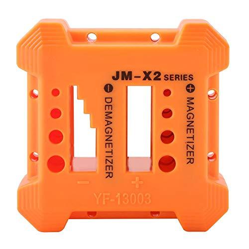 Praktische und tragbare Magnetisierer-Entmagnetisierer Magnetisches Werkzeug für Schraubendreherspitzen
