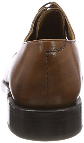 J.Briggs  Goodyear, Oxford homme Marron - whisky braun