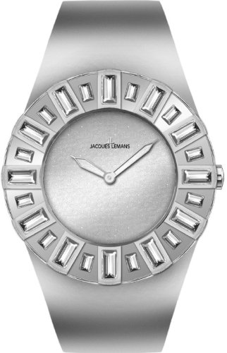 Jacques Lemans Cannes 1-1585M Ladies Metal Bracelet Watch