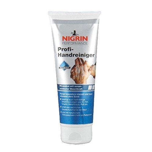 Preisvergleich Produktbild Nigrin Profi Handreiniger 250ml Handwaschpaste Waschpaste Handseife