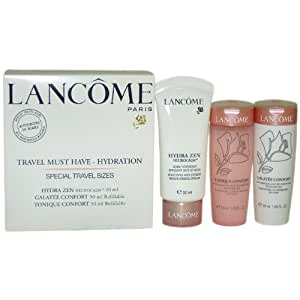 Lancome Travel Must Have Hydration Special Travel Sizes Gift Set