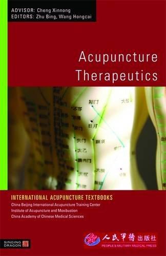 Acupuncture Therapeutics Cover Image