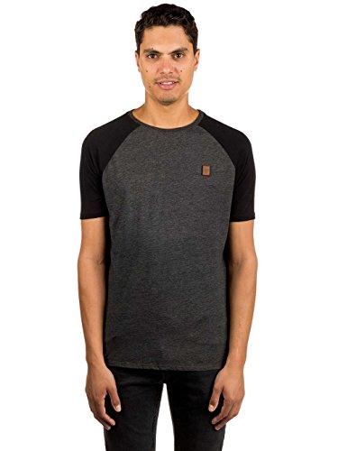 Herren T-Shirt Naketano Dachrinne II T-Shirt