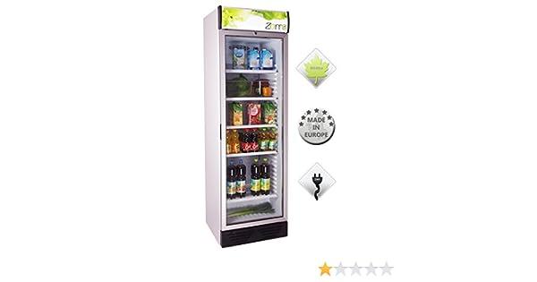 Bomann Kühlschrank Kühlt Zu Stark : Zorro flaschenkühlschrank 390 zch glastüre reklametafel