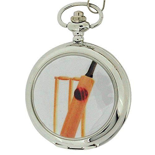 BOXX Cricket Taschenuhr an 30,48 cm Kette