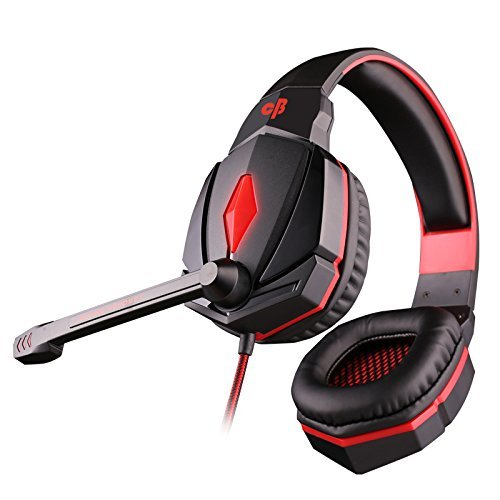 Cosmic Byte Over the Ear Headphone with Mic & LED - G4000 Edition (Pink) Image 7