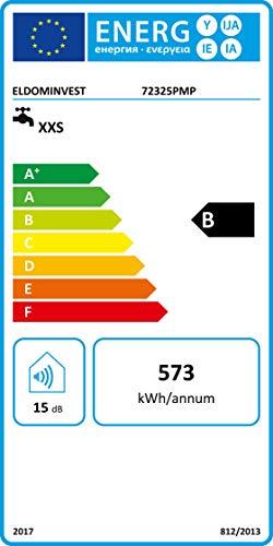 Eldom Warmwasserspeicher/Boiler 10L Untertisch druckfest