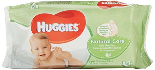 Huggies Natural Care Baby Wipes by KIMBERLY CLARK ITALIA
