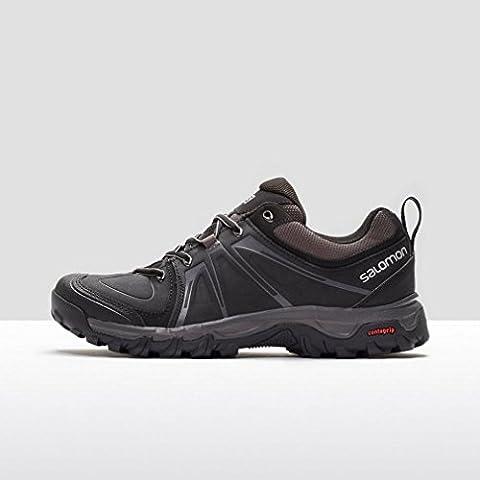 Salomon Evasion LTR - Calzado Hombre - gris/negro 2016