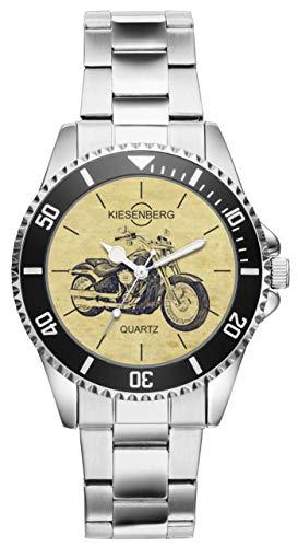Regalo per Harley Davidson Fat Boy 2018 Motocicletta Fan Autista Kiesenberg Orologio 20407