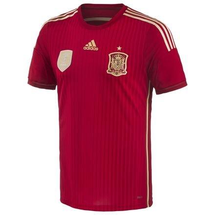 adidas Spanien Trikot Nationalmannschaft 2013/14 Adizero (S)