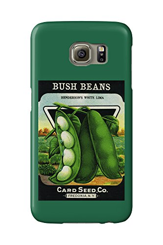 bush-beans-seed-packet-galaxy-s6-cell-phone-case-slim-barely-there