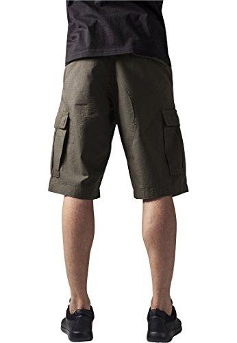Camouflage Cargo Shorts olive 28 Olive