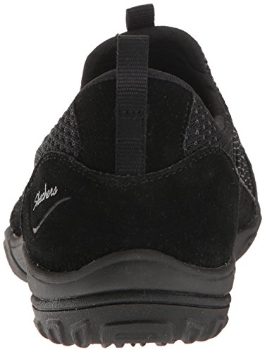 Skechers Womens Empress Fashion Sneaker Noir