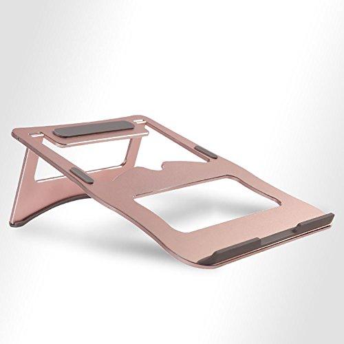 Aluminium-legierung-notebook-ständer, Heizkörper Basis hals lift höhe falten werden hin und her gefaltet werden-A (Hals Heizkörper)