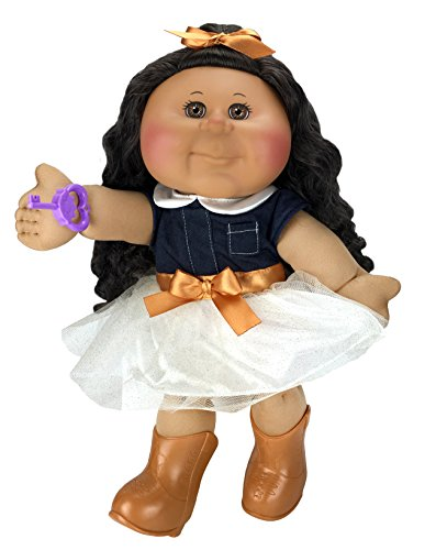 cabbage-patch-kids-14-inch-kid-tan-brunette-girl-doll-cowgirl-fashion-by-cabbage-patch-kids