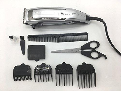 Haarschneider Haar aus Metall Professionelle 4Clogs Grand Kordelzug und Zubehör (Metall-haarschneider)
