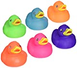 2 Assorted Color Rubber Ducks : package ...