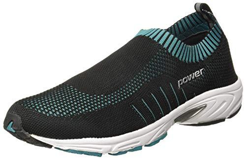 Power Women's Valo Blue Walking Shoes-5 UK (38 EU) (5599061)