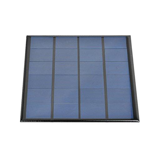 AIYIMA 1Solar Panel Solar Zellen polysilicon Teller 145x 145mm 3W 12V 250mA Sun Panel Solars Toys DIY Projekt