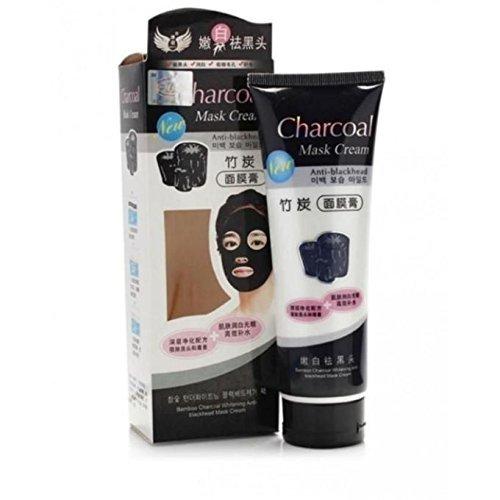 Bamboo Anti Blackheads Mask Cream For Both Men And Women | New Product Best In Its Segmenrt | 130 gm …