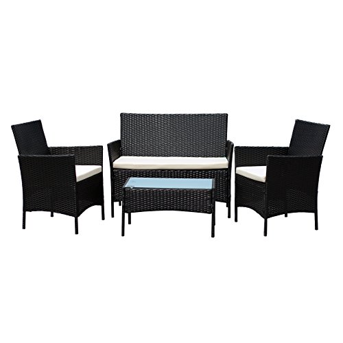 EBS-Rattan-Patio-Garden-Furniture-Sets-Patio-Furniture-Set-Clearance-Sale-Wicker-White-Cushioned-Coffee-Table-2-Chairs-Black-PE