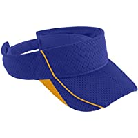 6286 AG YOUTH FORCE VISOR PURPLE/ GOLD OS