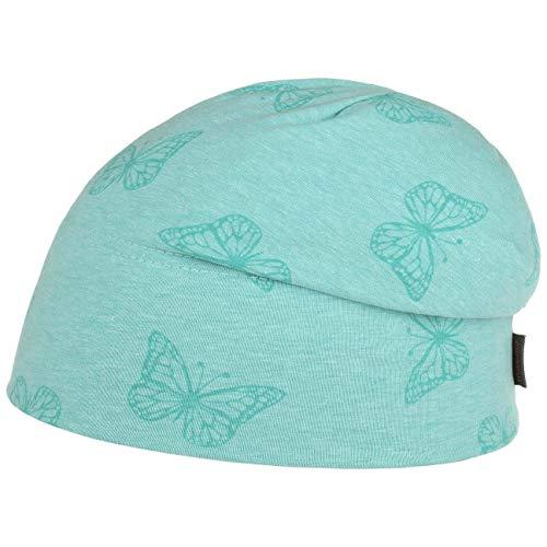 1b99cae57cb3 maximo Bonnet pour Enfant Butterflies Couvre-Chef D Ete (49 cm - Turquoise