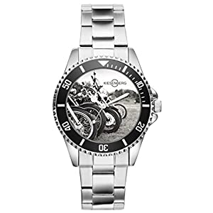Armband- & Taschenuhren Geschenk Für Kreidler Florett Rs Fans Fahrer Kiesenberg Uhr L-2380
