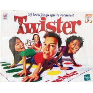 Hasbro – Juego de Mesa Lios – Twister