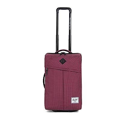 Herschel-Travel-Collection-Campaign-2-Rollen-Trolley-60-cm-Windsor-Wine-Grid